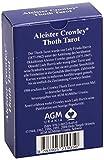 Tarotkarten, Original Aleister Crowley Thoth Tarot, Pocketausgabe - Aleister Crowley