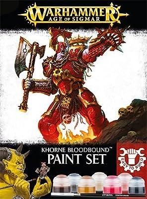 Khorne Bloodbound Paint Set 60-20 - Warhammer Age of Sigmar