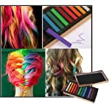 12 Colors Non-toxic Temporary Hair Color...
