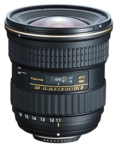Tokina 11-16 mm f/2.8 DX II