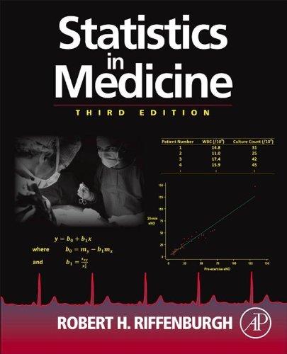 Statistics in Medicine (English Edition)