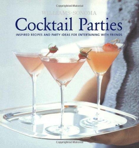 Williams-Sonoma Entertaining: Cocktail Parties - Sonoma-cocktail