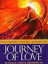 Journey of Love: Oracle Cards & Guidebook Set