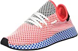 adidas Herren Deerupt Runner Gymnastikschuhe, Rot solar Red/Bluebird, 38 2/3 EU