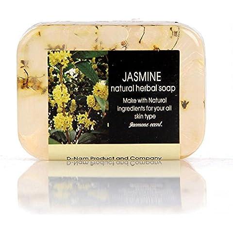 F&HY&L Guihua erbe aromaterapia olio essenziale, sapone fatto a mano a mano SAPONE crema idratante olio di sapone, lifting rassodante, controllo olio, imbiancatura, pelle idratante 90g