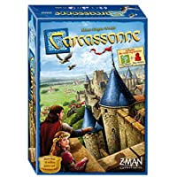 Z-Man Games Carcassonne New Edition Board Game