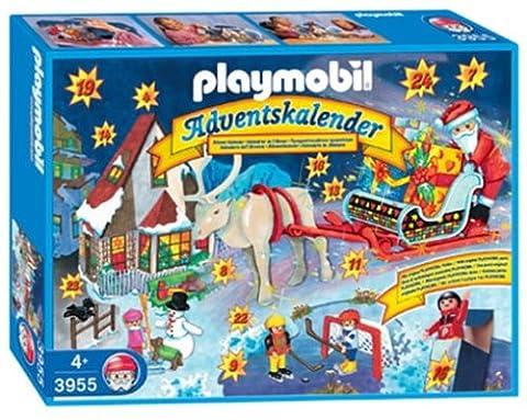 PLAYMOBIL® 3955 - Adventskalender Edition 7 Santa