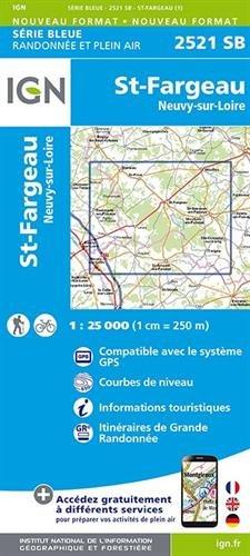 2521SB ST-FARGEAU/NEUVY-SUR-LOIRE