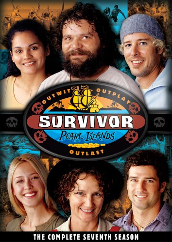 Survivor: Pearl Islands Panama - Complete Season [DVD] [Import]