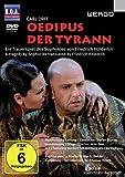 Carl Orff: Oedipus Der Tyrann / Oedipus The Tyrant [DVD] by Norbert Schmittberg (Oedipus)