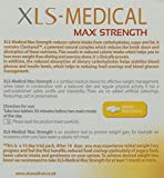 XLS Medical Max Strength Diet Pills for Weight Loss, Pack of 40