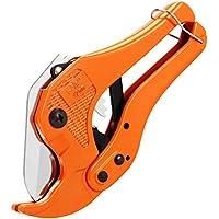 Timbertech Resistente tagliatubi PVC pinza tagliatubi in acciaio per tubi Ø fino 42 mm