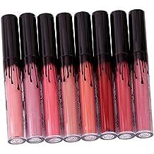 Estanco GODHL12 colores mate Lipgloss Lippenstift maquillaje Liquid Lipstick belleza Lip Gloss