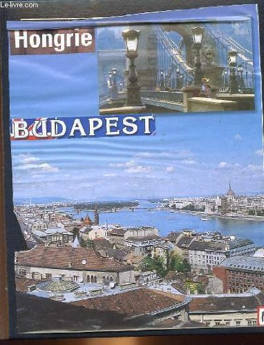 1 album photos : hongrie budapest : danube, pest, ...