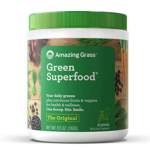 Amazing Grass Green SuperFood Powder, 0.24 kg