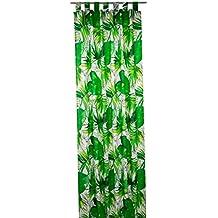 Amazon Fr Rideaux Jungle Vert