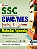 SSC CWC/ MES 2016 Mechanical Engg. (Junior Engg. Recruitment Exam.) Includes Solved Paper 2013 - 2015