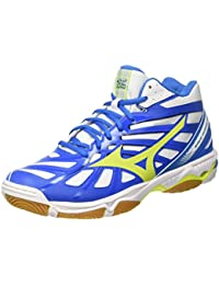 Mizuno Wave Hurricane Mid, Zapatos de Voleibol para Hombre