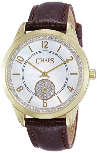 Chaps Analog White Dial Women's Watch-CHP1010I