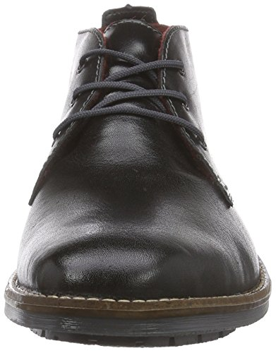 Rieker F1311-00, Derby homme Noir
