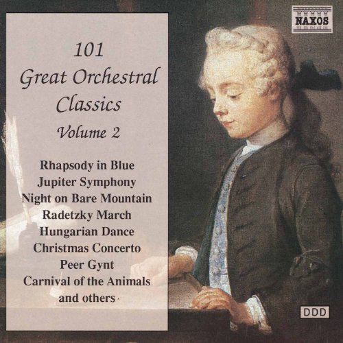 101 Great Orchestral Classics, Vol. 2