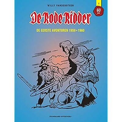 De Rode Ridder: de eerste avonturen 1959-1960