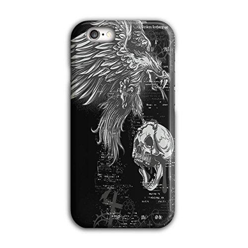 Adler Schädel Tod Horror Böse Adler iPhone 6 / 6S Hülle | (Kostüm Krieger Adler)
