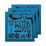 Ernie Ball 2225 E-Git. Extra Slinky (008-038)   3 Satz