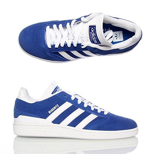 adidas Skateboarding Busenitz, Collegiate Royal-Footwear White-Footwear White collegiate royal-footwear white-footwear white
