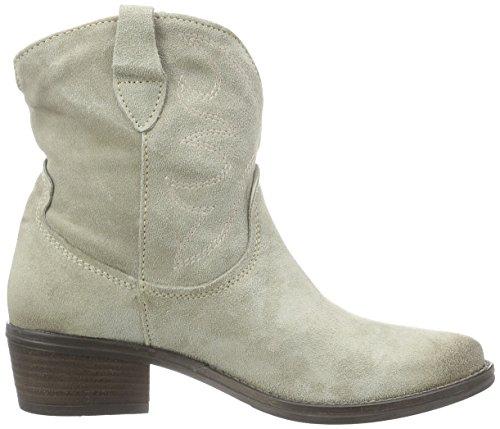 Tamaris 25702, Stivali da Cowboy Donna Beige (TAUPE 341Taupe 341)