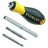 Stanley 0 68 012 Giravite con 6 inserti intercambiabili