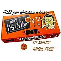 DIYPedalGearParts® Kit Argil Fuzz Réplica