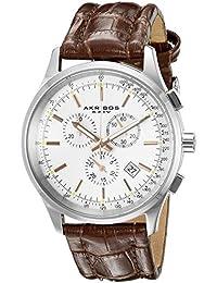 Akribos XXIV Reloj de cuarzo Man AK863SSBR 42 mm