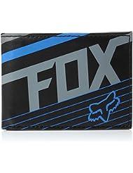 billetera Fox Head plegados con CC, Note y los bolsillos de monedas ~ Solvente