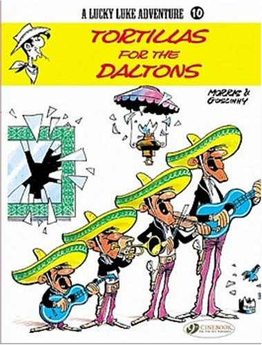 Lucky Luke - tome 10 Tortillas for the Daltons (10) par Morris