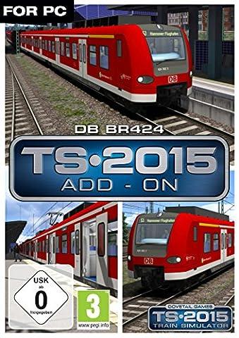 Train Simulator 2015 - DB BR424 [PC Code -