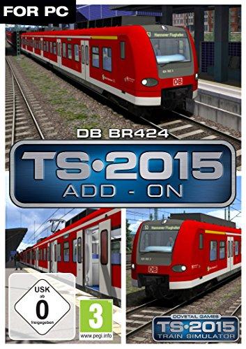Train Simulator 2015 DB BR424