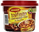 Maggi Topfinito Currywurst-Topf mit Kartoffeln, 6er Pack (6 x 380 g)