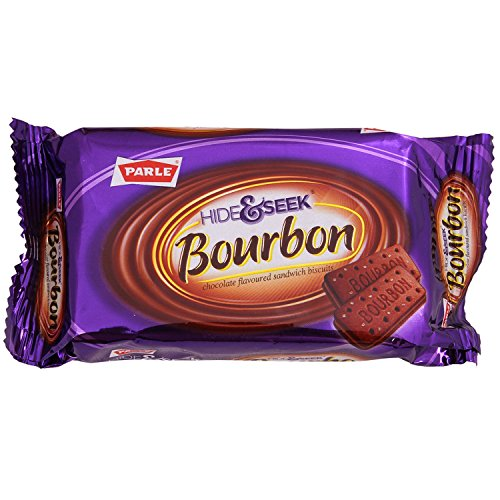 Hide and Seek Biscuit - Bourbon, 75g Pouch