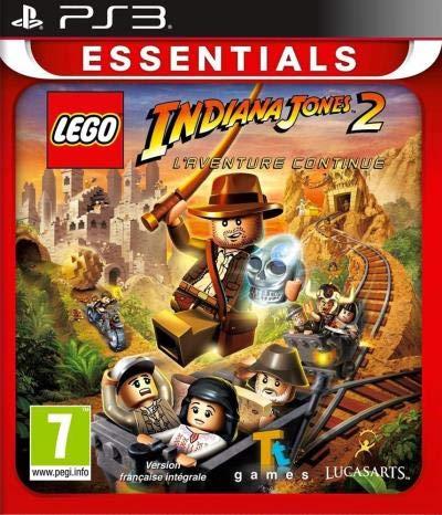 Lego Indiana Jones 2 ~ L'Aventure Continue ~