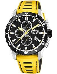 fc079872edc5 orologio cronografo uomo Lotus Color casual cod. 18600 1