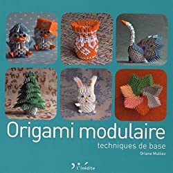 Origami modulaire : Techniques de base