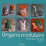 Origami modulaire - Techniques de base