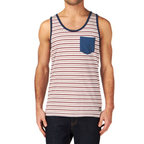 Herren Tank Top Element Brenton Tank Top Barn Red