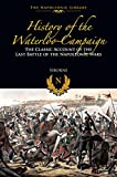 HISTORY OF WATERLOO CAMPAIGN