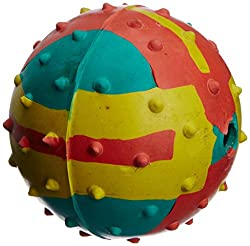 Pawzone Dog Musical Ball, Large (1 Piece)