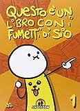 Questo è un libro con i fumetti di Sio: 1