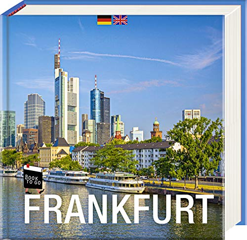 Frankfurt am Main: Book To Go - Der Bildband für die Hosentasche