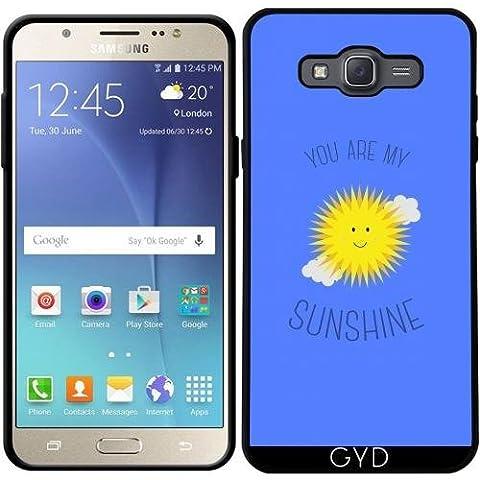 Custodia Silicone per Samsung Galaxy J7 2016 (SM-J710) - Tu