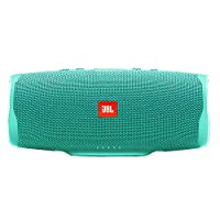 JBL Charge 4 Portable Waterproof Bluetooth Speaker - Teal, JBLcharge4Tl,Green
